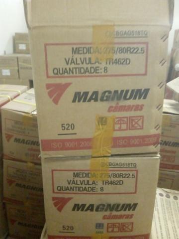 Câmaras de Ar 275/80R22.5 Magnum_