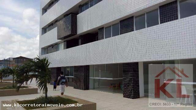 Lindo AP 16° andar 2vgs cobertas no Residencial Inez Fenandez em Lagoa Nova