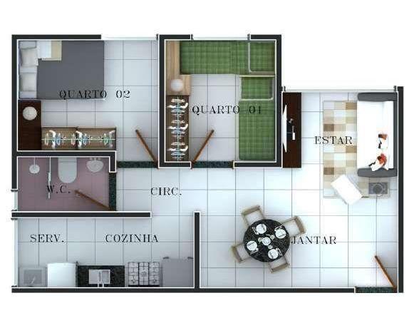 Dividir de apartamento