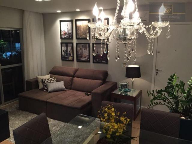 Apartamento residencial à venda, América, Joinville - AP1436.