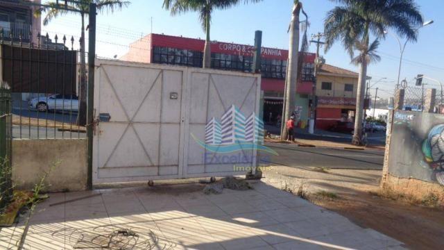 Terreno comercial para locação, Vila Real, Hortolândia - TE0078. - Foto 12