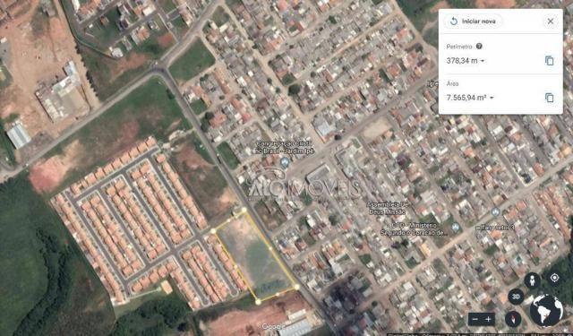 Terreno à venda, 1252 m² por R$ 275.569,00 - Estados - Fazenda Rio Grande/PR