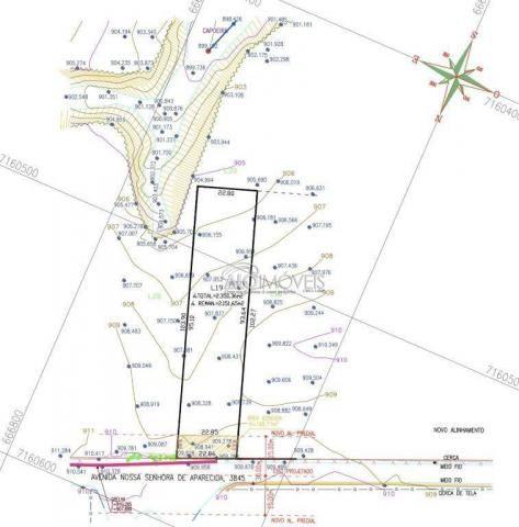 Terreno à venda, 3875 m² por r$ 412.725 - estados - fazenda rio grande/pr - Foto 16