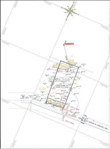 Terreno à venda, 1252 m² por R$ 275.569,00 - Estados - Fazenda Rio Grande/PR - Foto 7