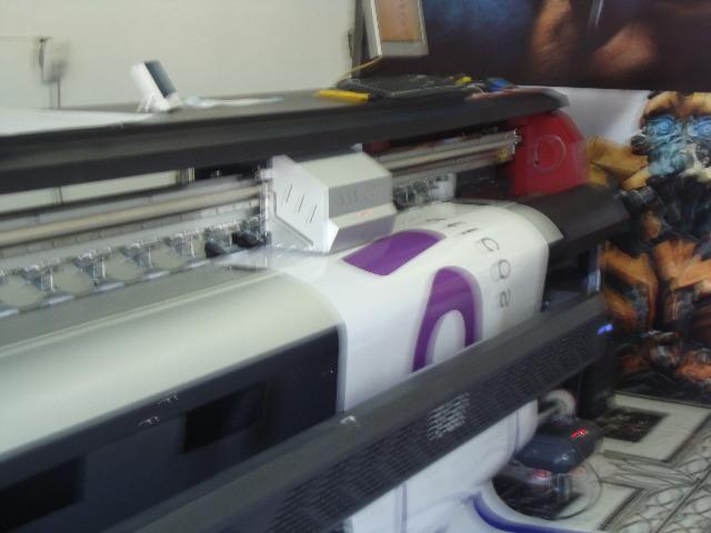 Plotter de impressão - Foto 5