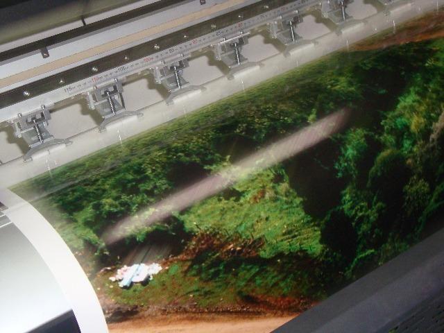 Plotter de impressão - Foto 2