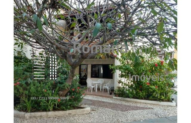 Casa duplex ,3 /4, condomínio fechado, Jardim Armação - Foto 2