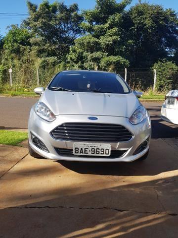 New Fiesta Titanium Plus 2016
