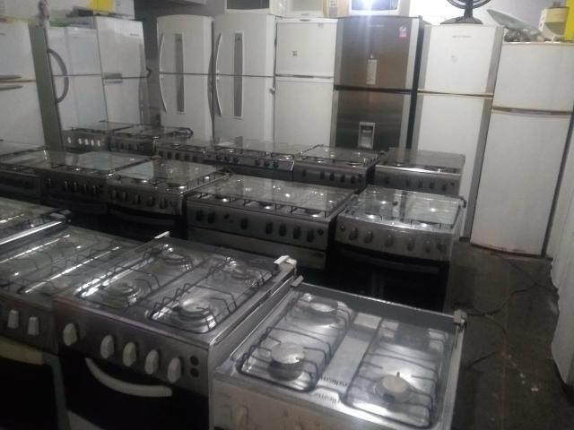 Geladeira linha branca e outros eletrodomésticos - Foto 2