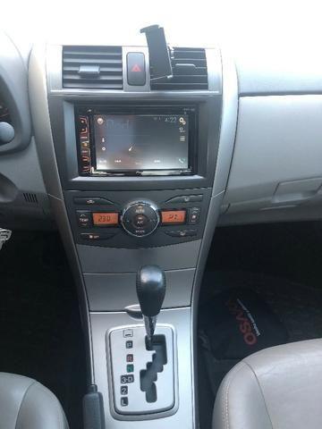 Corolla Xei 1.8 16V modelo 2009 Automático - Foto 5