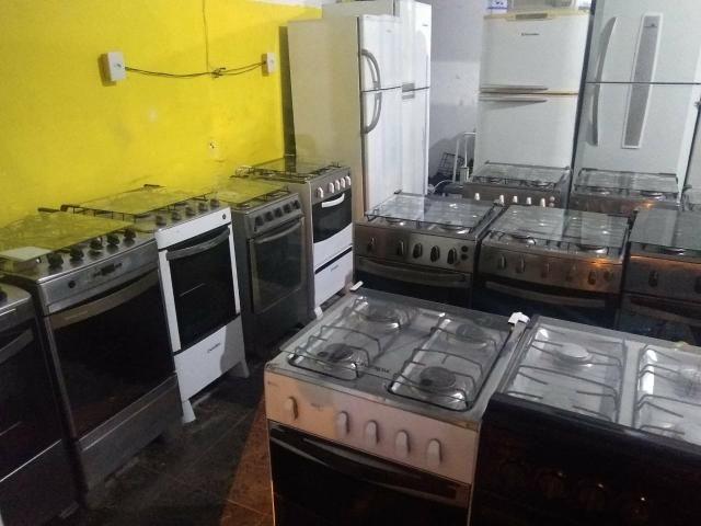 Geladeira linha branca e outros eletrodomésticos - Foto 4
