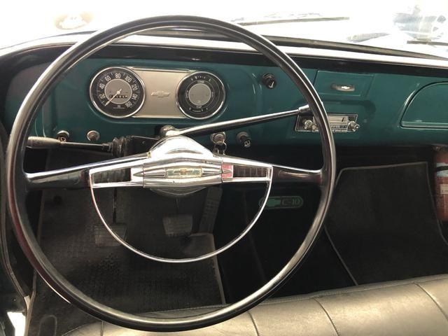 Chevrolet C10 Colecionador - Foto 8