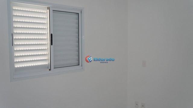 Apartamento com 2 dormitórios para alugar, 58 m² por r$ 1.100/mês - jardim marajoara - nov - Foto 9