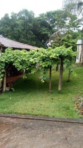 Rancho com 2 dormitórios à venda, 126 m² por R$ 175.000 - Residencial Floresta - Alfenas/M - Foto 15