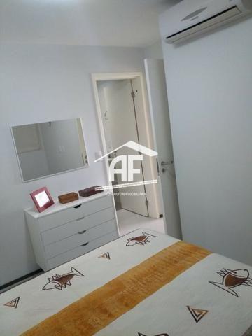 Apartamento com vista para o mar na Jatiúca - Totalmente nascente - Foto 9