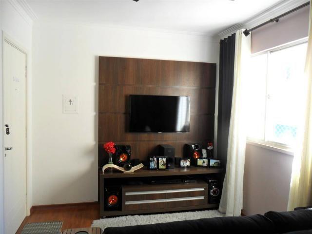 Apartamento residencial à venda, parque bandeirantes i (nova veneza), sumaré - ap3060.