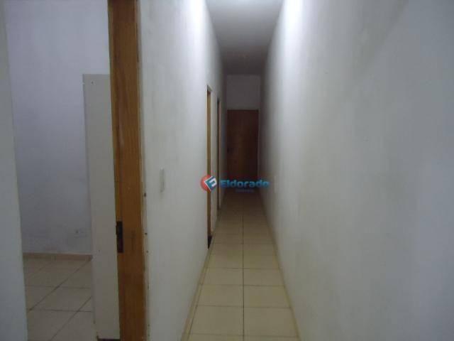 Casa com 3 dormitórios à venda, 125 m² por r$ 270.000,00 - jardim terras de santo antônio  - Foto 11