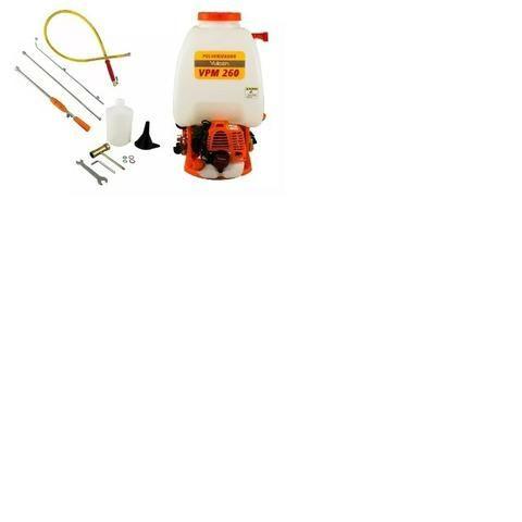 Pulverizador Gasolina Costal Motorizado Vulcan Vpm260 25l - Foto 3