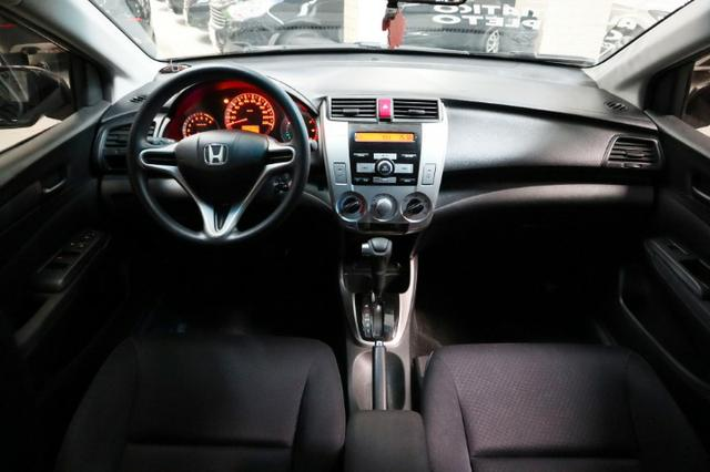 Honda City Lx 1.5 16v Flex Automático - Foto 5