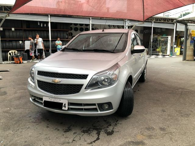 Chevrolet Agile 1.4 LTZ Flex