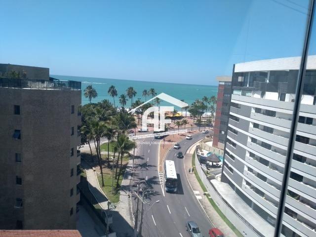 Apartamento com vista para o mar na Jatiúca - Totalmente nascente - Foto 2