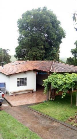Rancho com 2 dormitórios à venda, 126 m² por R$ 175.000 - Residencial Floresta - Alfenas/M - Foto 3