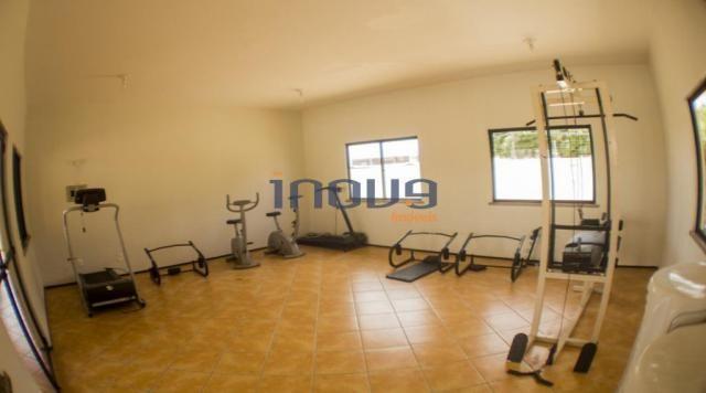 Apartamento com 3 dormitórios à venda, 76 m² por R$ 245.000 - Maraponga - Fortaleza/CE - Foto 9