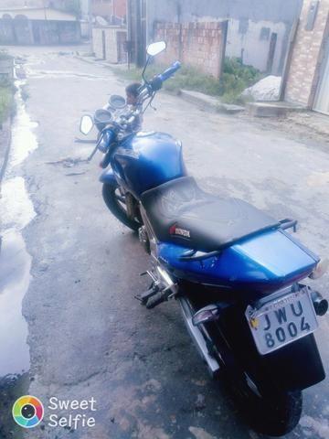 Vendo essa moto ou trocar em outra menor . - Foto 4