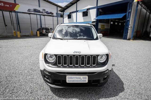 Jeep Renegade 1.8 flex Longitude Automático - Foto 20