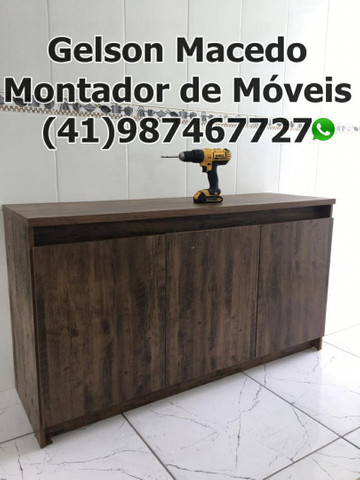 Montador de Móveis Montador, Montador de Móveis Montador, Montador de Móveis Montador  - Foto 4
