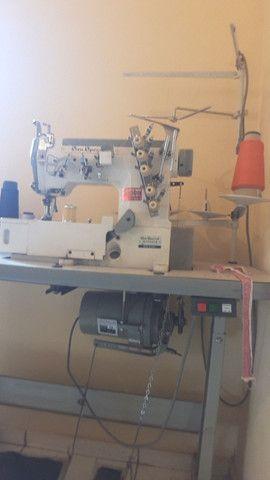 Máquina de costura GALONEIRA marca Sun Special  - Foto 5