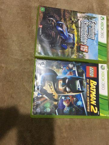 Jogos Xbox 360 originais quit 9 jogos eviamos pelo correio freet por conta do comprador  - Foto 6
