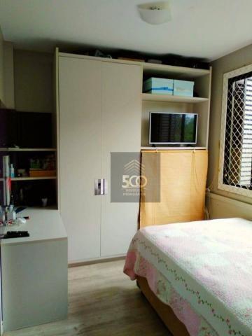Apartamento com 3 dormitórios de 96m2 de área útil no bairro Coqueiros: - Foto 12