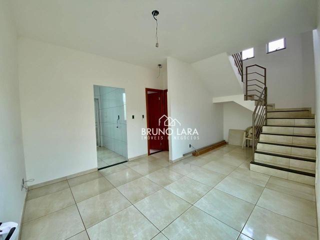 Casa com 3 dormitórios para alugar, 75 m² por R$ 900/mês - Vale Do Amanhecer - Igarapé/MG - Foto 5