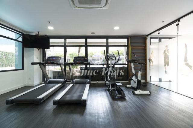 Flat para locação e venda no Mercure São Paulo Ibirapuera Privilege com 1 dormitório e 1 v - Foto 4
