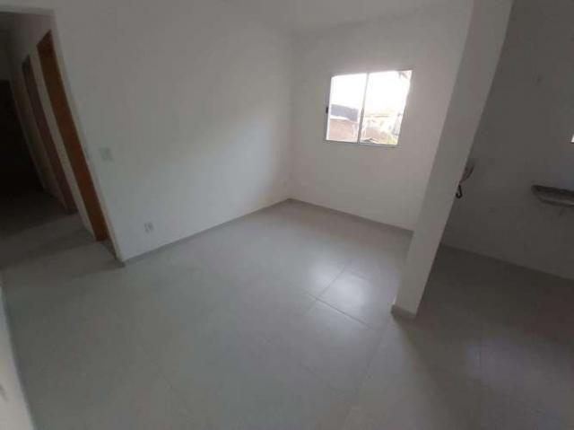 Casa pronta para morar - 2 quartos - no bairro Vila Sônia - Praia Grande, SP - Foto 7