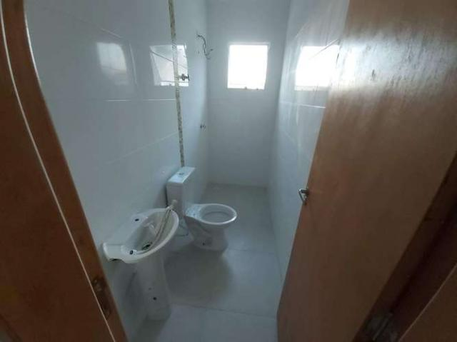 Casa pronta para morar - 2 quartos - no bairro Vila Sônia - Praia Grande, SP - Foto 9