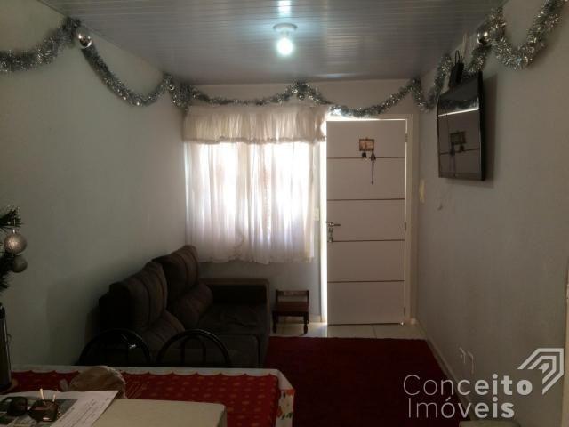 Casa de condomínio à venda com 2 dormitórios em Uvaranas, Ponta grossa cod:393049.001 - Foto 3