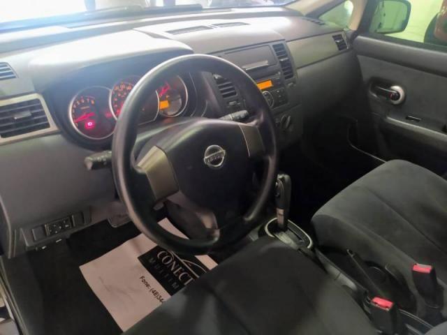 Nissan TIIDA S 1.8 16V - Foto 8
