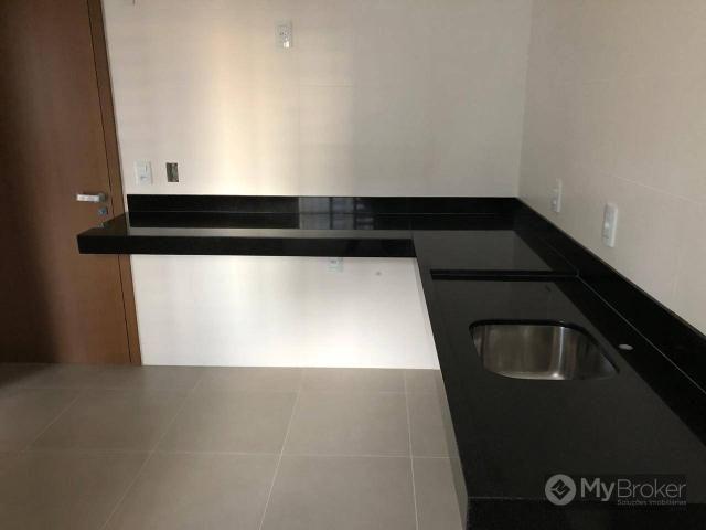 Apartamento com 4 dormitórios à venda, 220 m² por R$ 1.100.000,00 - Setor Bueno - Goiânia/ - Foto 13