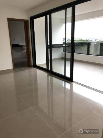 Apartamento com 4 dormitórios à venda, 220 m² por R$ 1.100.000,00 - Setor Bueno - Goiânia/ - Foto 4