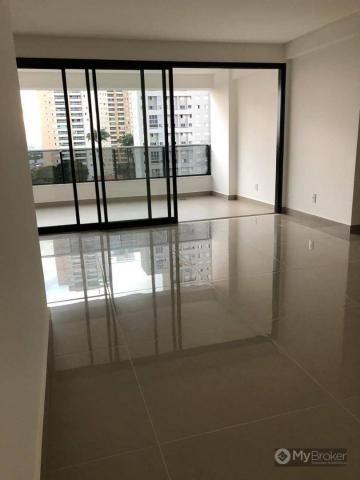 Apartamento com 4 dormitórios à venda, 220 m² por R$ 1.100.000,00 - Setor Bueno - Goiânia/ - Foto 2