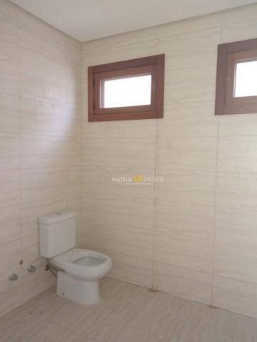 Apartamento com 3 dormitórios para alugar, 156 m² por R$ 2.600,00/mês - Centro - Lajeado/R - Foto 7