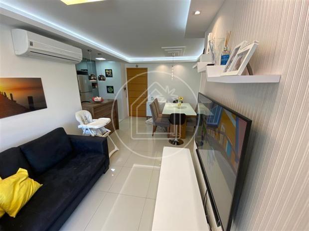 Apartamento à venda com 3 dormitórios em Rio comprido, Rio de janeiro cod:883681 - Foto 8