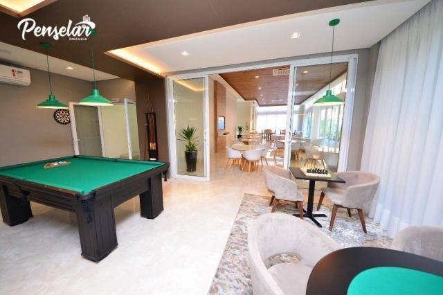 Apartamento com 3 dormitórios à venda, 63 m² por R$ 353.038,75 - Jardim Vista Verde - Inda - Foto 4