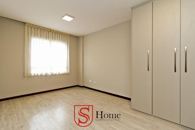 Apartamento com 4 quartos e 2 vagas para aluguel no Bigorrilho em Curitiba - PR - Foto 13