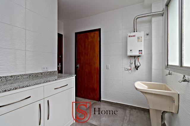 Apartamento com 4 quartos e 2 vagas para aluguel no Bigorrilho em Curitiba - PR - Foto 8