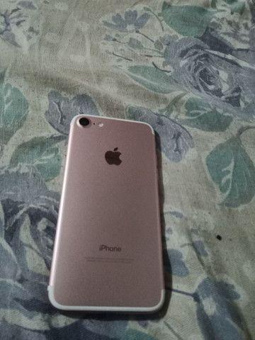 Vendo iPhone 7 novinho  - Foto 3
