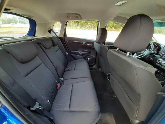 Honda New Fit EX 1.5 CVT - Foto 8