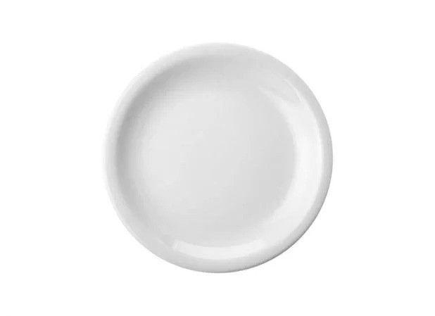 Prato Sobremesa Porcelana 19 cm Branco Protel Schmidt